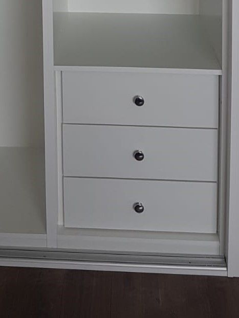 3 - White-Soft-Close-Drawers